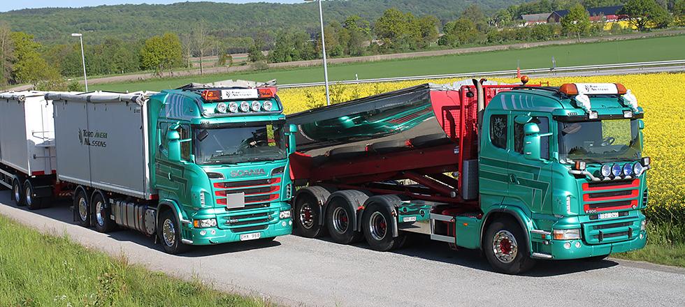 LS Företagen är en serös, tillförlitlig och högklassig leverantör av transporttjänster. Vi kör grustransporter, anläggningstransporter, jordtransporter, miljötransporter, m.m.